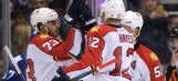 Pirri nets 20th goal of season as Panthers topple reeling Maple Leafs