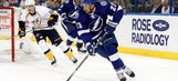 Bishop chased early as Predators defeat Lightning