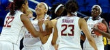 Florida State women looking to reach first ever Final Four