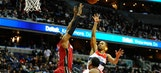Ramon Sessions providing welcome help off the bench for Wizards