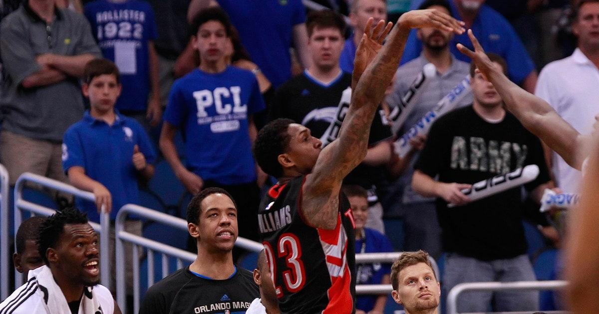 895a8aad41f Raptors beat Magic thanks to late shot from Williams | FOX Sports