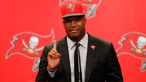 10. Tampa Bay Buccaneers use No. 1 overall pick on FSU's Jameis Winston