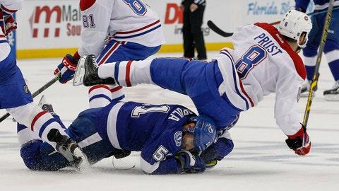Game 6: Lightning vs. Canadiens