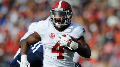 T.J. Yeldon, RB, Alabama, second round (No. 36 overall)