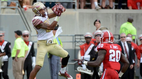 Rashad Greene, WR, Florida State, fifth round (No. 139 overall)