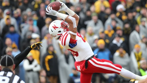 Kenny Bell, WR, Nebraska, fifth round (No. 162 overall)