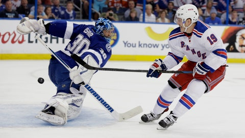 Game 3: Lightning vs. Rangers