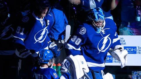 Game 4: Lightning vs. Rangers