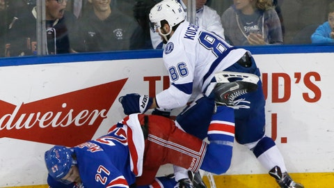 Game 5: Lightning vs. Rangers