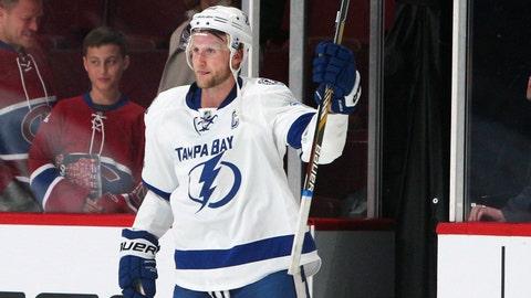 Win 6: Lightning 6, Canadiens 2 (Lightning lead 2-0)
