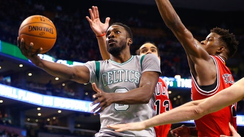 2007 No. 5 pick: Jeff Green (Boston Celtics)