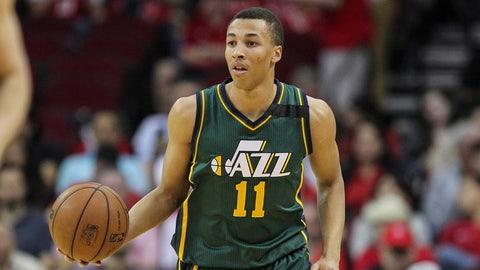 2014 No. 5 pick: Dante Exum (Utah Jazz)