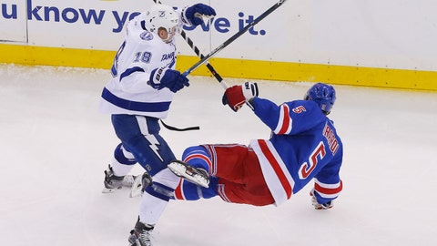 Game 7: Lightning vs. Rangers