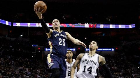 2012 No. 10 pick: Austin Rivers (New Orleans Pelicans)