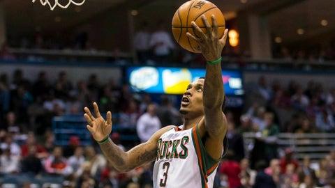 2009 No. 10 pick: Brandon Jennings (Milwaukee Bucks)