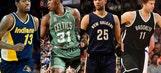 No. 10 NBA draft picks since 2000