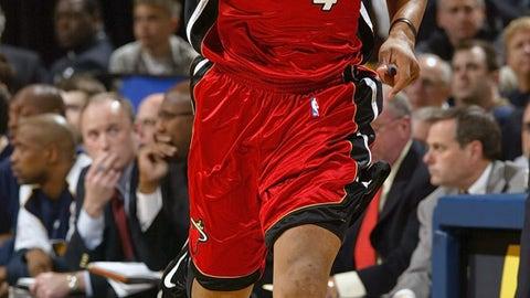 2002 No. 10 pick: Caron Butler (Miami Heat)
