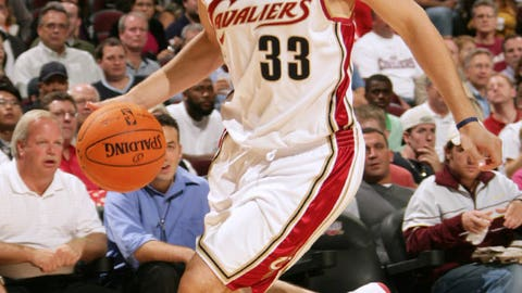 2004 No. 10 pick: Luke Jackson (Cleveland Cavaliers)