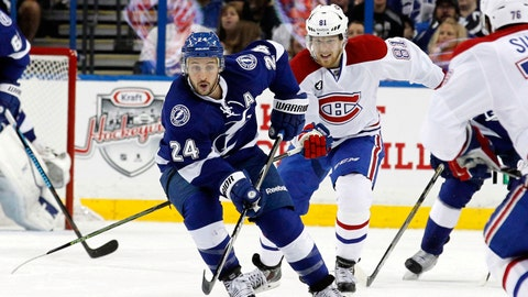 Game 4: Lightning vs. Canadiens