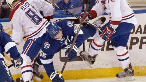 Game 4: Lightning vs. Canadiens