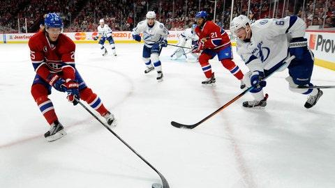 Game 5: Lightning vs. Canadiens