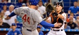 Marlins stymied by Jason Hammel in home loss to Cubs