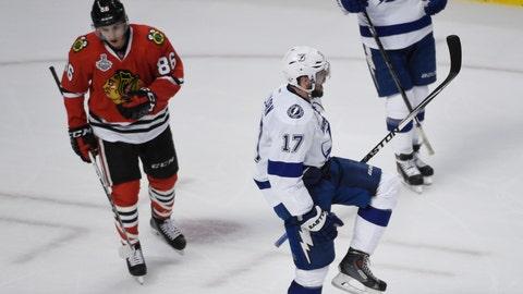 Game 4: Lightning vs. Blackhawks