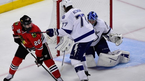 Game 6: Lightning vs. Blackhawks