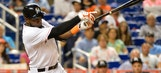 Marcell Ozuna, Giancarlo Stanton power Marlins past Cubs