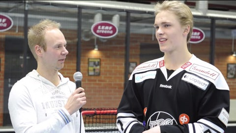 9. Mikko Rantanen, RW, TPS/Finland (SM-liiga)