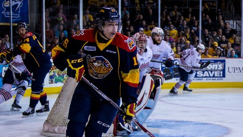 4. Dylan Strome, C, Erie Otters (OHL)