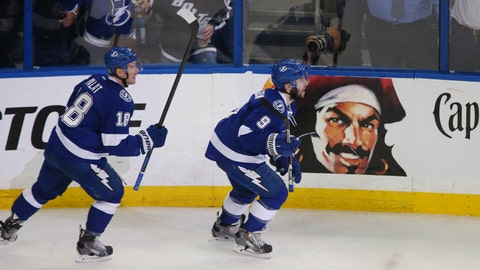 Game 2: Lightning vs. Blackhawks