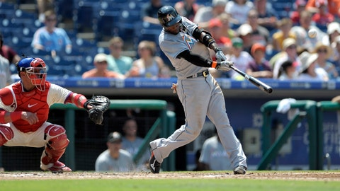July 19: Marlins swept by Phillies