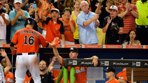 High: Fernandez's triumphant debut (7/2)