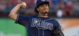 Rays' Archer struggles in 12-4 loss to Rangers