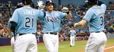 Rays rally past Orioles in 9th thanks to Kevin Kiermaier's infield hit