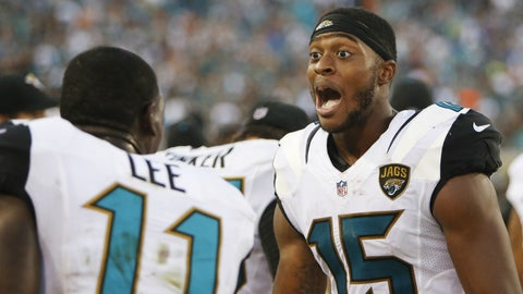 Allen Robinson/Marqise Lee