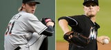 Young Marlins staff finds opportunity in midst of tough second half
