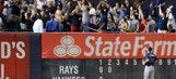 Homers doom Jake Odorizzi, Rays in loss to Yankees