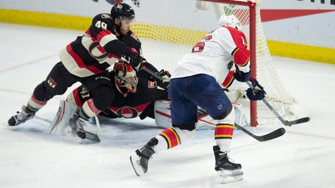 No. 11: Panthers 3, Senators 2 -- Jan. 7, 2016