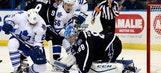Lightning switch up goalies again, recall Vasilevskiy, reassign Gudlevskis