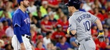 Corey Dickerson blasts 3-run shot, Rays take down Rangers