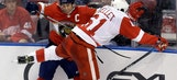 Colton Sceviour, Aleksander Barkov power Panthers past Red Wings