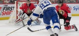 Lightning score first in riding to win over Senators