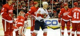 Colton Sceviour's hat trick powers Panthers past Red Wings