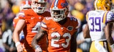 Florida holds strong in final seconds, beats LSU to clinch SEC East