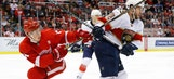 Panthers take down Red Wings 2-1 on Barkov winner in overtime