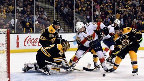 Dec. 5: Pesky Bruins