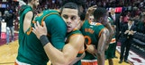 Miami inches up 1 spot in Associated Press poll