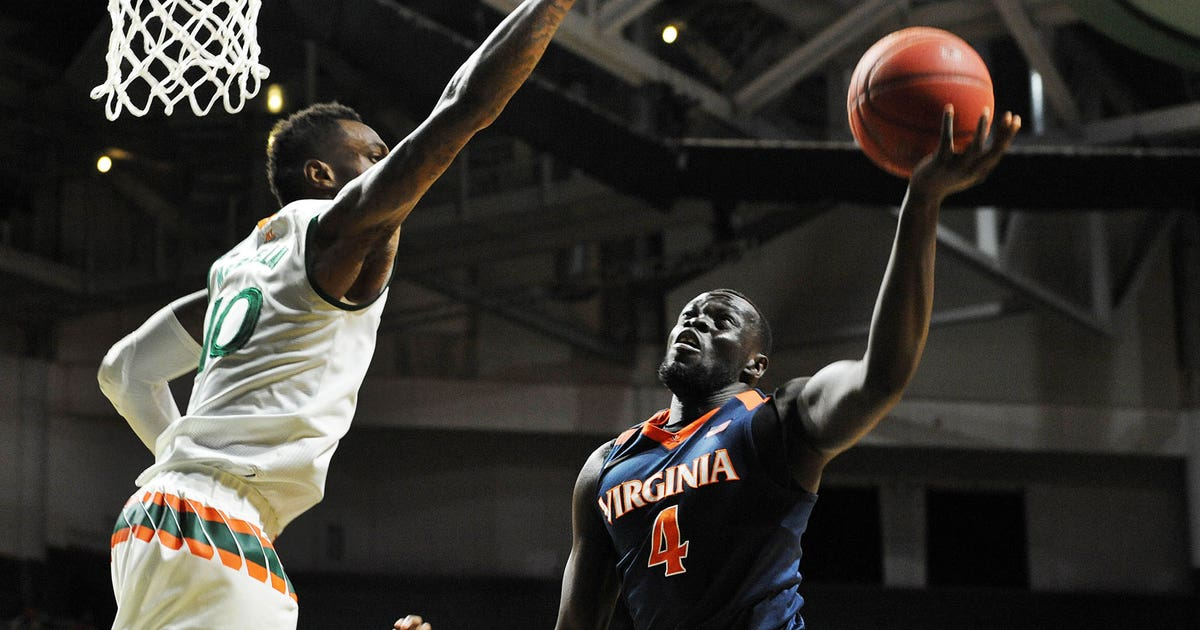 355ce17849a No. 12 Miami fends off late rally from No. 3 Virginia